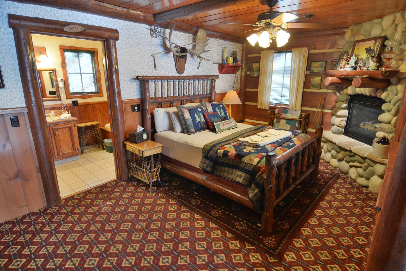 grand pines cabins